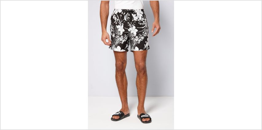 Floral Shorts from Studio