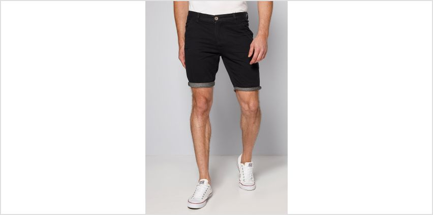 Cotton Twill Shorts from Studio