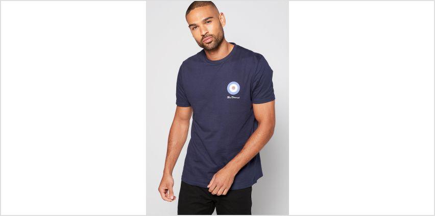 Ben Sherman Small Target Logo T-Shirt from Studio
