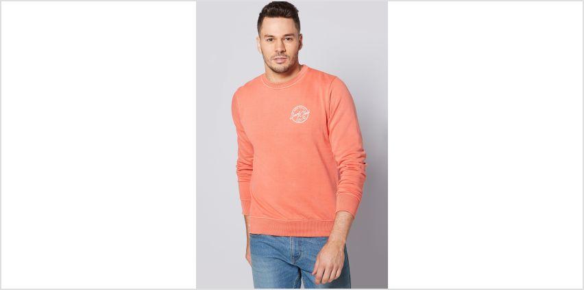 Crew Neck Sweatshirt from Studio