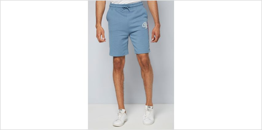CRS55 Panelled Sweat Shorts from Studio
