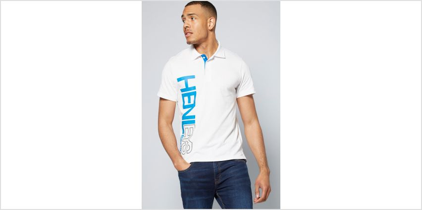 Henleys Polo Shirt from Studio