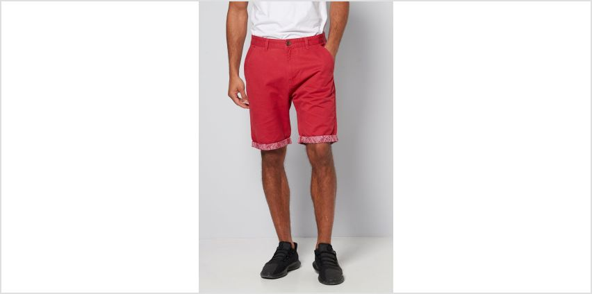 Plain Chino Shorts from Studio