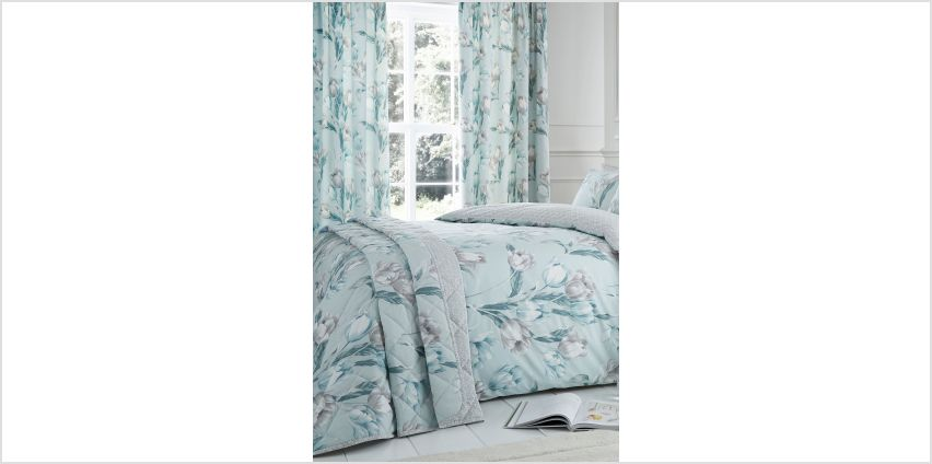 Tulip Thermal Lined Curtains from Studio