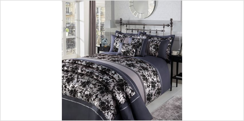 Life is a Bed of Roses Bedroom Ensemble from Studio