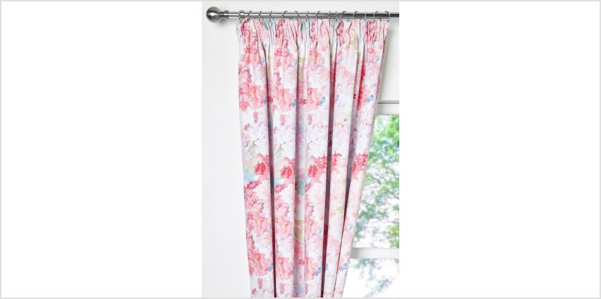 Blossom Blackout Curtains from Studio