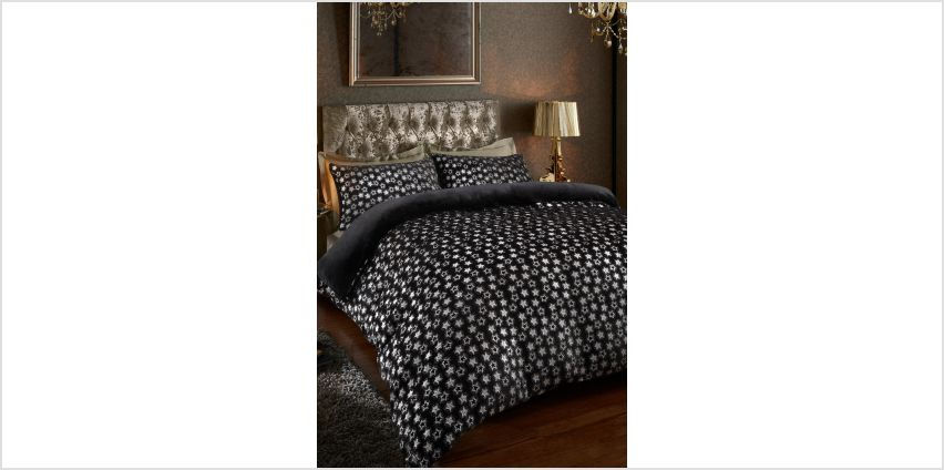 Ultra Cosy Teddy Star Pillowcases from Studio