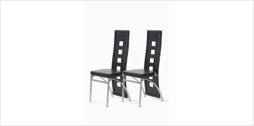 Pair of Hudson Chairs from Studio