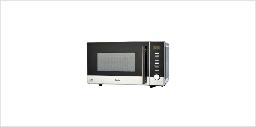 Breville 20L Digital Microwave with Grill from Studio