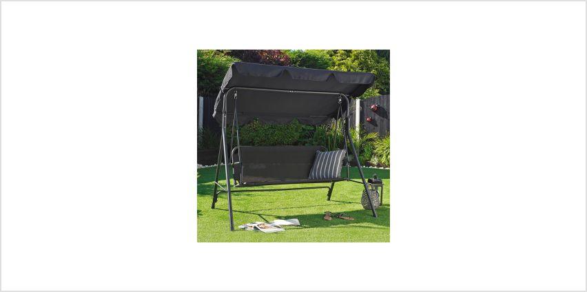 Garden Swing Bench Seat from Studio