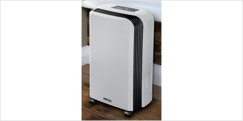 Pifco 10 Litre Dehumidifier from Studio