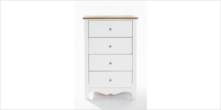 Rochester 4 Drawer Chest of Drawers from Studio