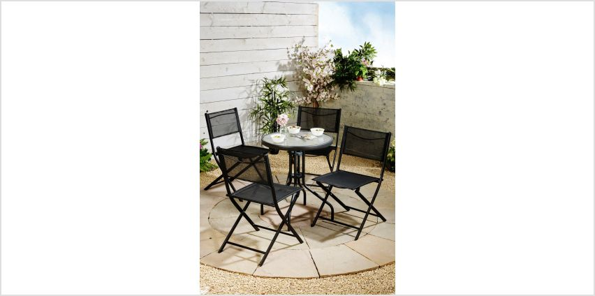 Palma 4 Seater Dining Set from Studio
