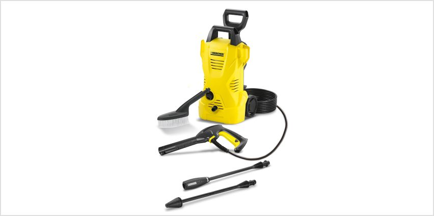 Karcher K2 Portable with Telescopic Handle from Studio