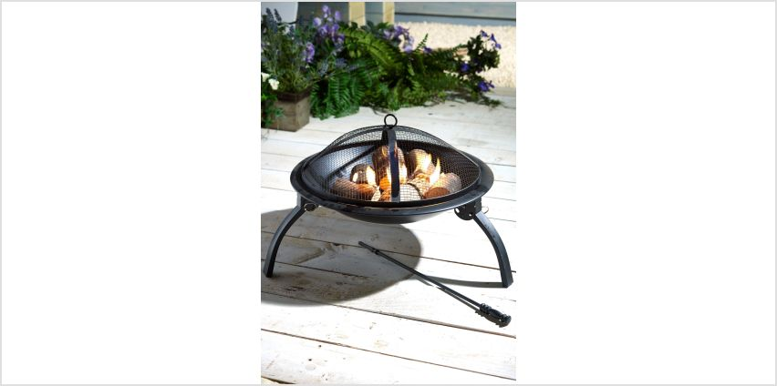 Classic 51cm Fire Pit from Studio