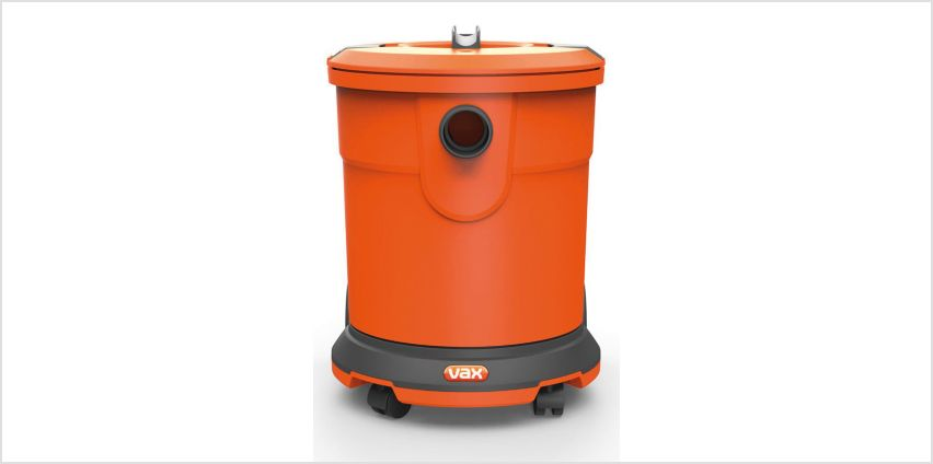 Vax Commercial 800W Tub Vacuum Cleaner from Studio