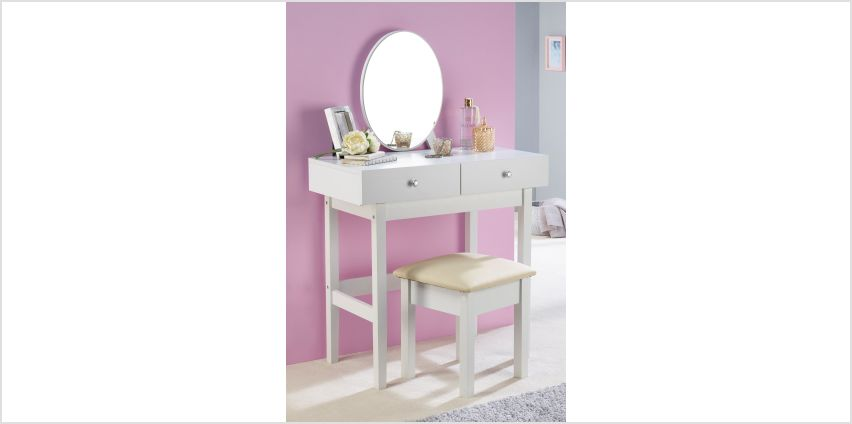 Reuben Dressing Table Set from Studio