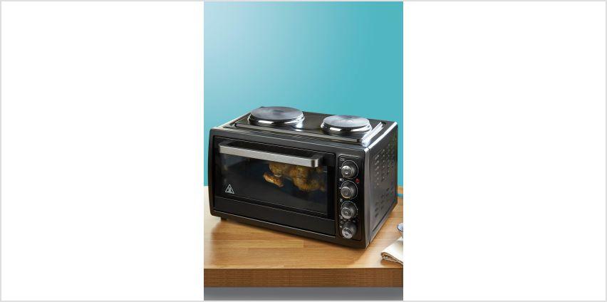 Cucina 38 Litre Electric Mini Oven from Studio
