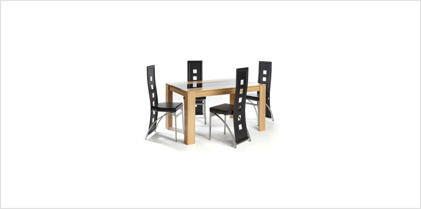 Hudson 5-Piece Dining Set from Studio