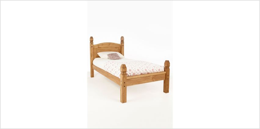Corona Bed Low Foot End from Studio