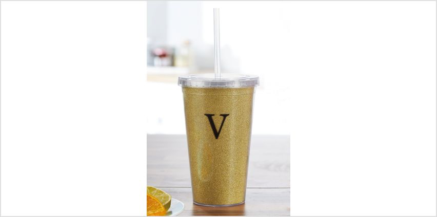 Personalised Glitter Cup from Studio