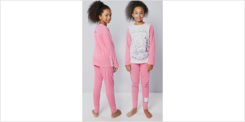 Girls Personalised Tatty Teddy Pyjamas from Studio