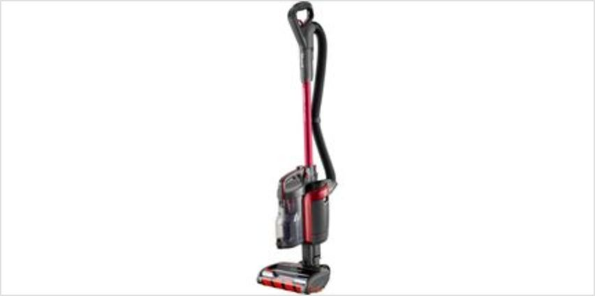 DuoClean Powered Lift-Away TruePet IC160UKT Cordless Vacuum Cleaner - Rotary Red from Currys