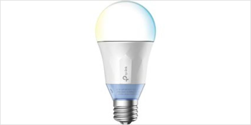 LB120 Smart WiFi LED Bulb - E27 with B22 Adapter from Currys