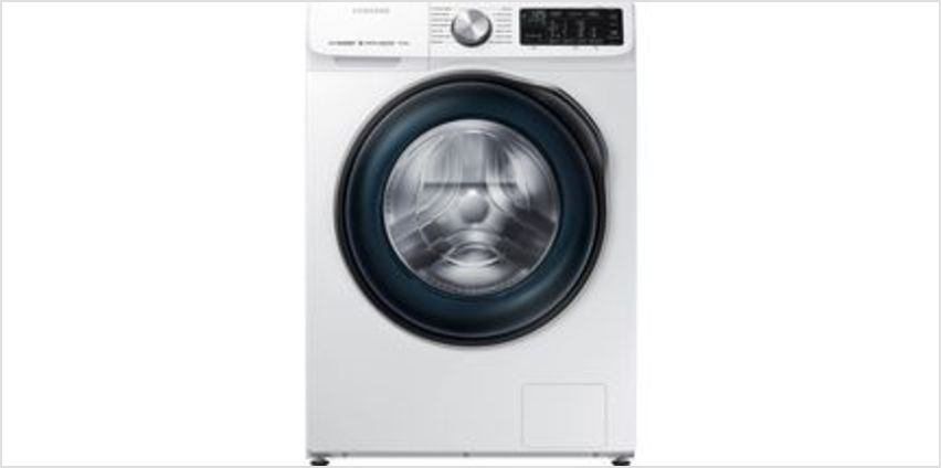 ecobubble WW10N645RBW/EU Smart 10 kg 1400 Spin Washing Machine - White from Currys