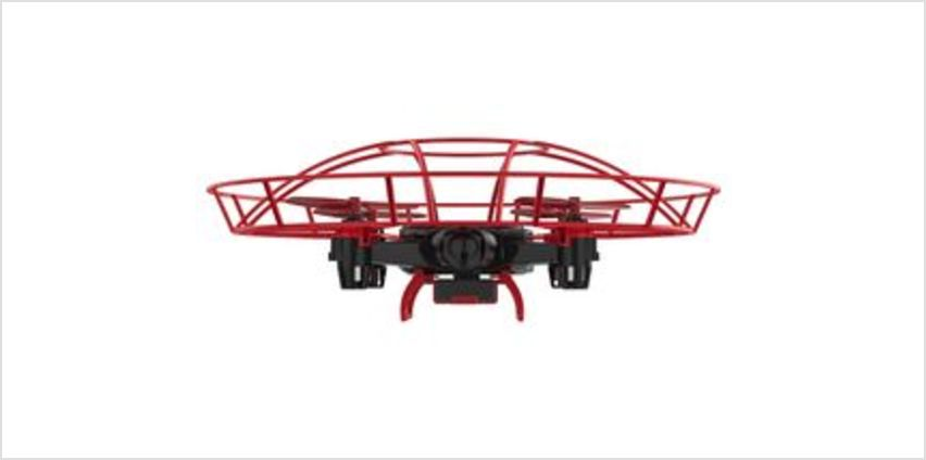 GestureBotics C17800 Drone With Controller - Black & Red from Currys