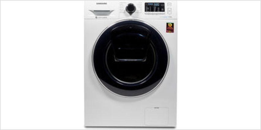 AddWash WW80K5410UW 8 kg 1400 Spin Washing Machine - White from Currys