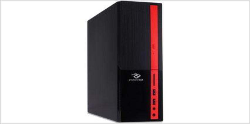 iMedia S3730 Intel® Celeron® Desktop PC - 1 TB HDD, Black from Currys