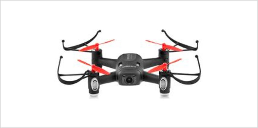 Theta KAIKBA15025 Drone with Controller - Black from Currys