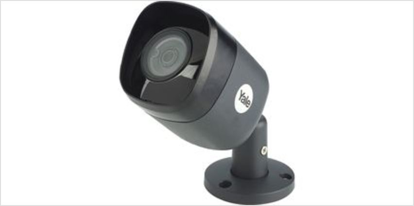 SV-ABFX-B 1080p Full HD Outdoor Smart CCTV Bullet Camera from Currys