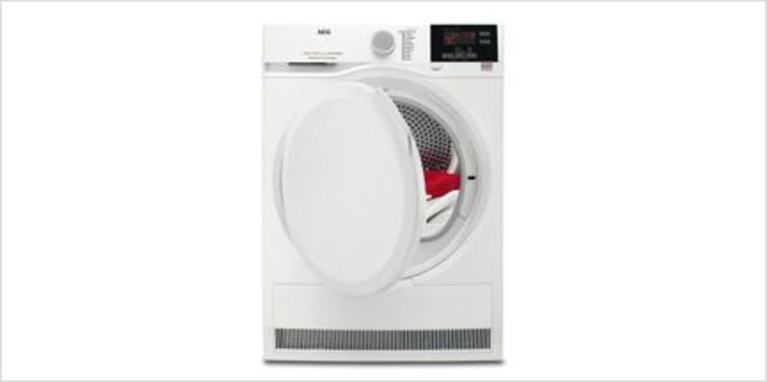 T6DBG720N 7 kg Condenser Tumble Dryer - White from Currys