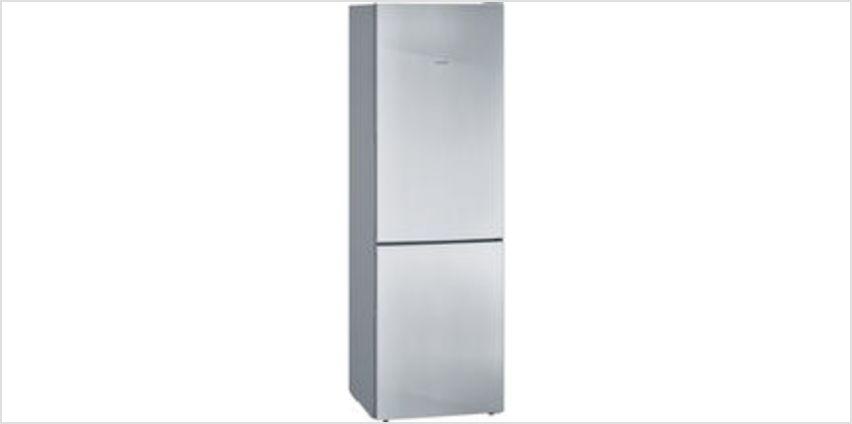 iQ300 KG36VVI32G 60/40 Fridge Freezer - Stainless Steel from Currys