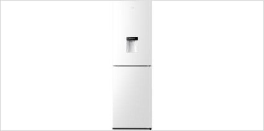 LNFD55W18 50/50 Fridge Freezer - White from Currys