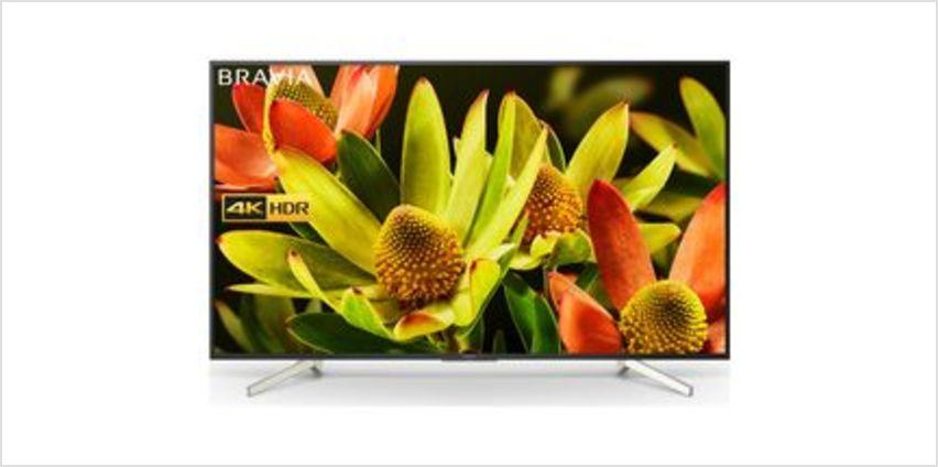 "KD-70XF8305BU 70"" Smart 4K Ultra HD HDR LED TV from Currys"