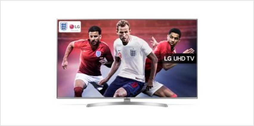 "55UK6950PLB 55"" Smart 4K Ultra HD HDR LED TV from Currys"