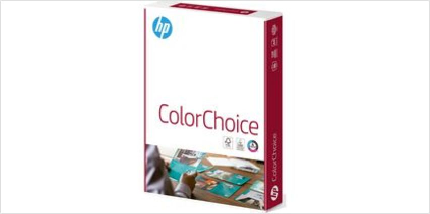 Color Choice A4 Matte Paper - 500 Sheets from Currys