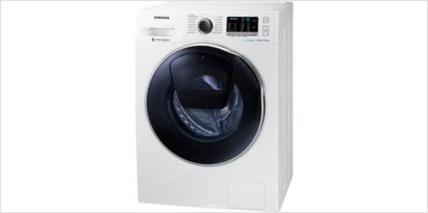 Addwash WD90K5B10OW 9 kg Washer Dryer - White from Currys