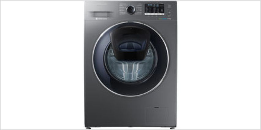 AddWash WW80K5410UX 8 kg 1400 Spin Washing Machine - Graphite from Currys