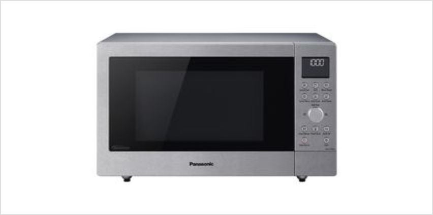 NN-CD58JSBPQ Combination Microwave - Stainless Steel from Currys