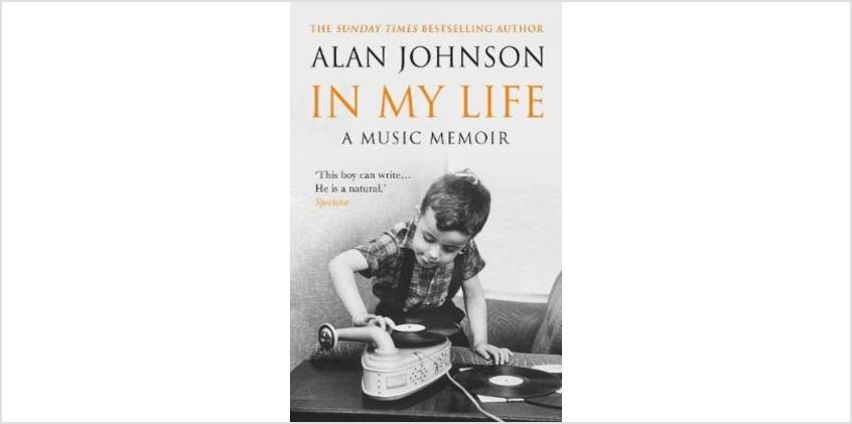 In My Life - Alan Johnson from The Book People