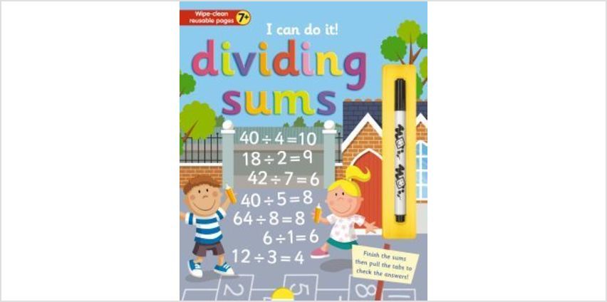 I Can Do It - Dividing Sums from The Book People