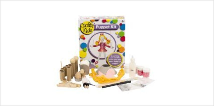 Fairy Puppet Kit from The Book People