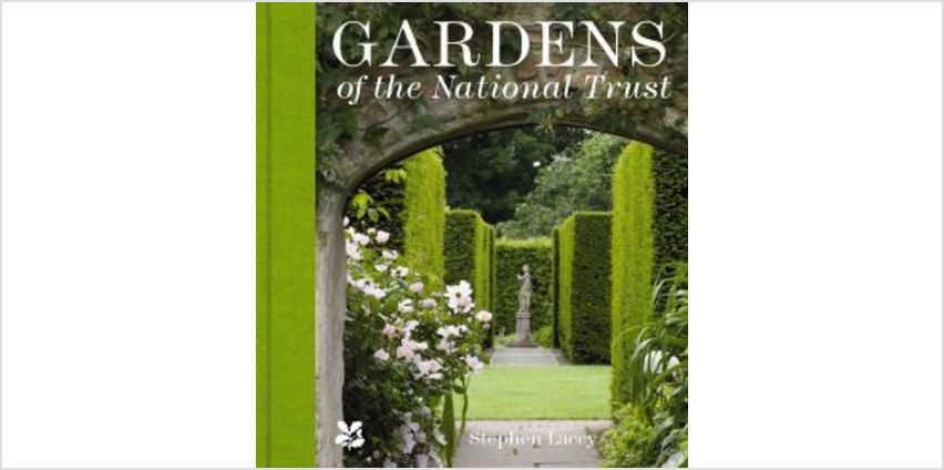 Gardens of the National Trust from The Book People