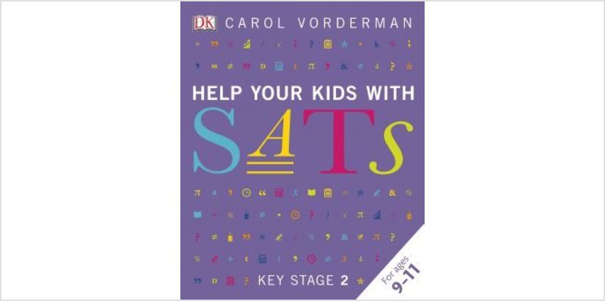 Help Your Kids With SATS from The Book People