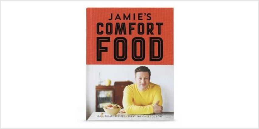 Jamie's Comfort Food from The Book People
