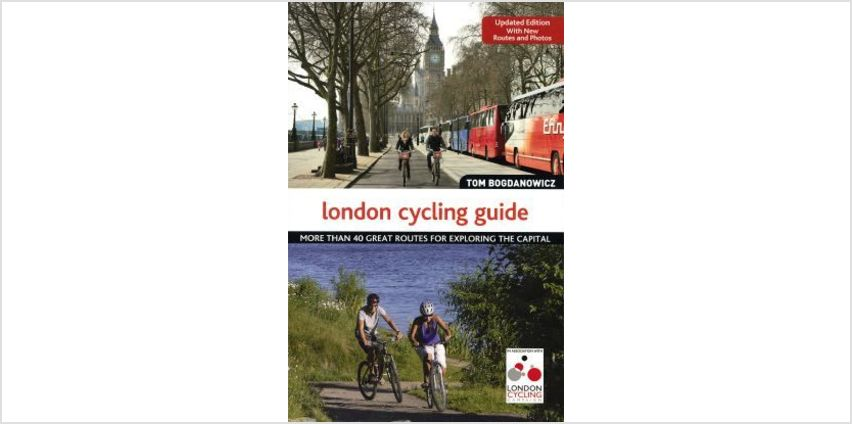 The London Cycling Guide from The Book People